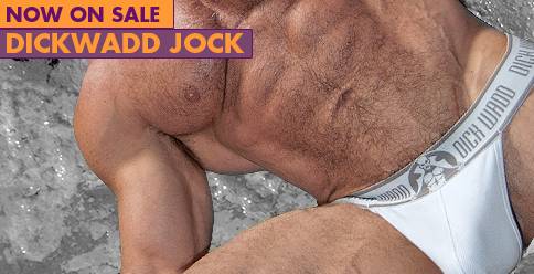 DickWadd Jock ON SALE NOW!